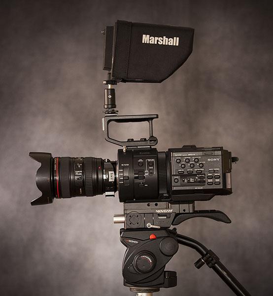 Sony FS700 Camera 600px wide